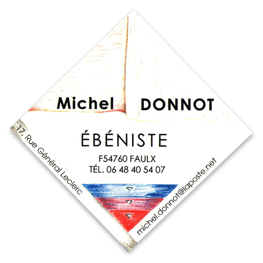 michel donnot logo